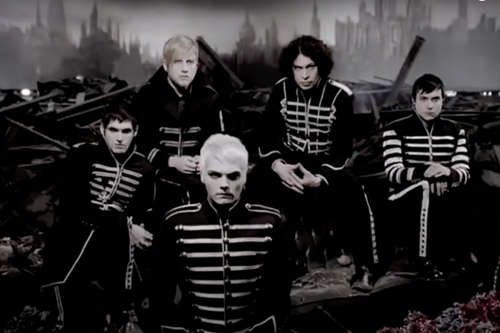 Iconic My Chemical Romance Video Could Become a Lego Set