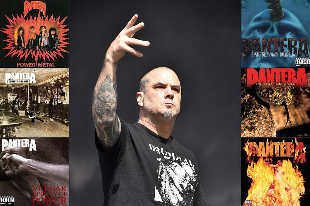 Philip Anselmo Reveals Shocking Ranking of Pantera Albums He Sang On