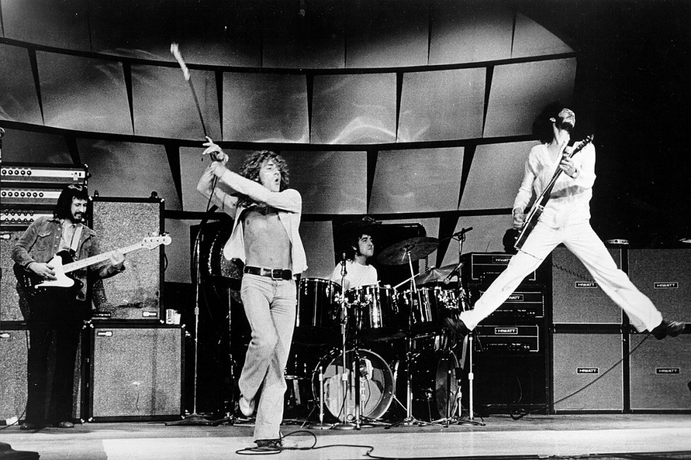The Who's Roger Daltrey Explains How Iconic Mic Swinging Trick Came to Be