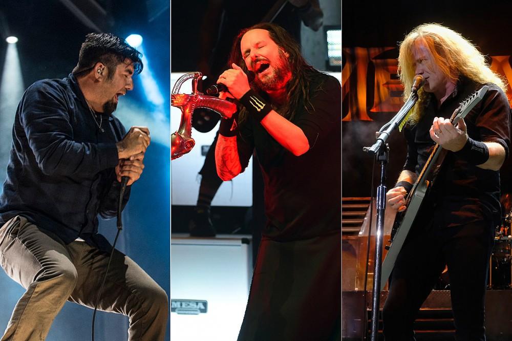Download Festival 2022 Adds 70 Acts Including Deftones, Korn + Megadeth