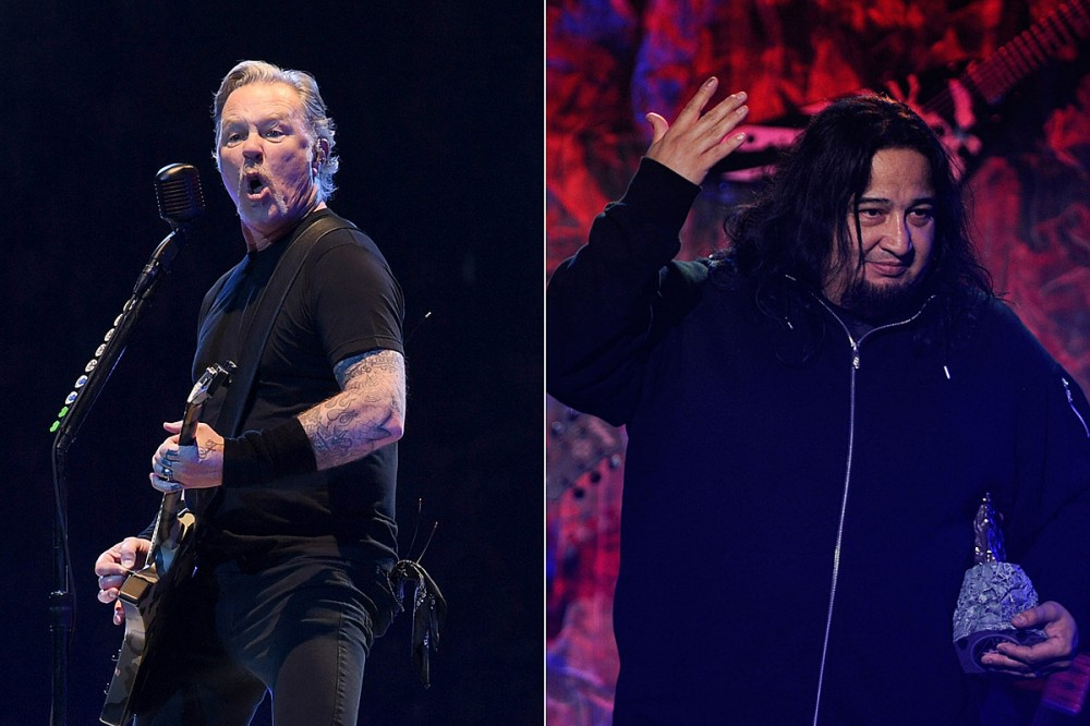 How Metallica Shaped Fear Factory