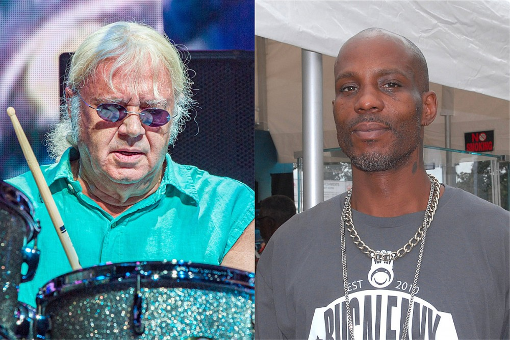 Deep Purple's Ian Paice Explains His Guest Appearance on DMX's 'X Moves'