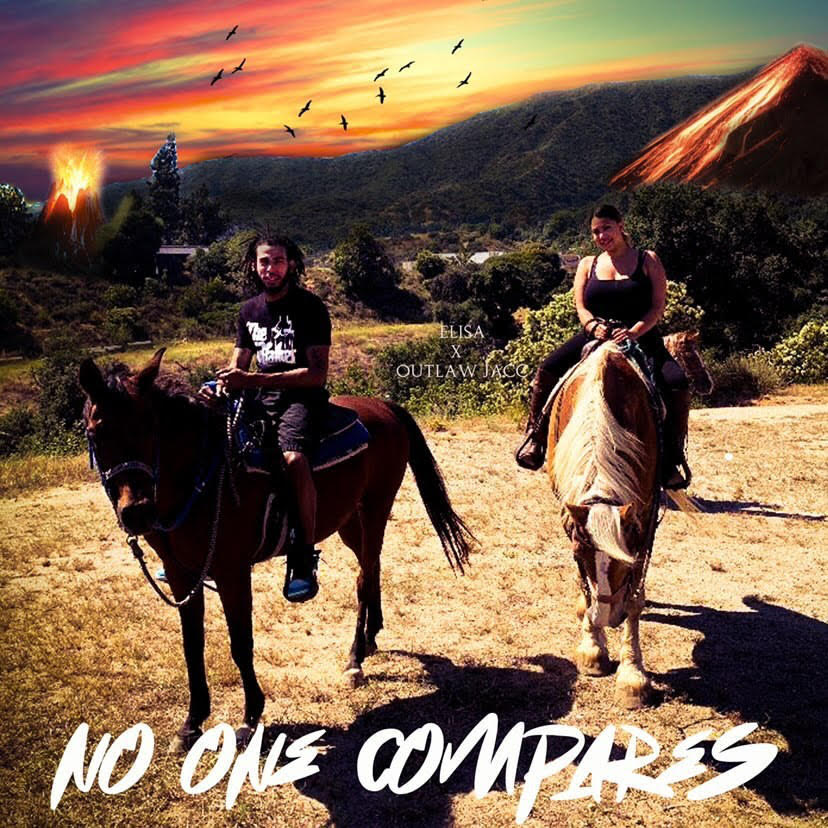 """Elisa Releases Smooth Electro-R&B Banger """"No One Compares"""" FT Outlaw jacc"""