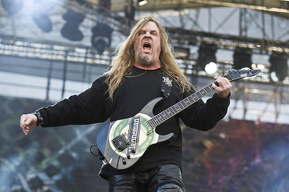 8 Years Ago: Slayer Guitarist Jeff Hanneman Dies
