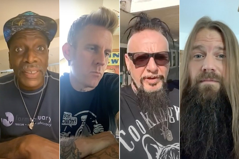 Upstart Band Gets Metal Vets to React to Their Song