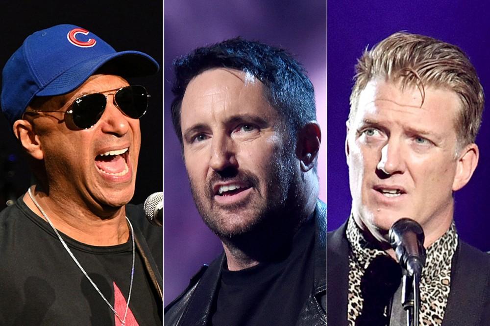 Rock Stars Celebrating Birthdays in May