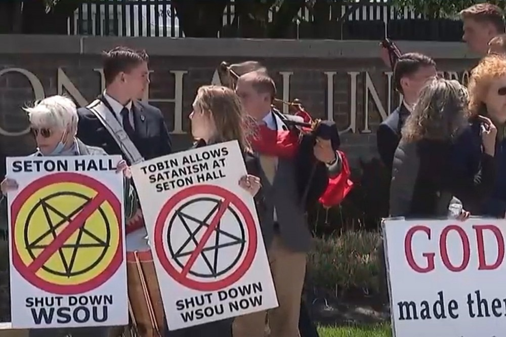 Catholic Group Attempts to Shut Down Metal Radio Station