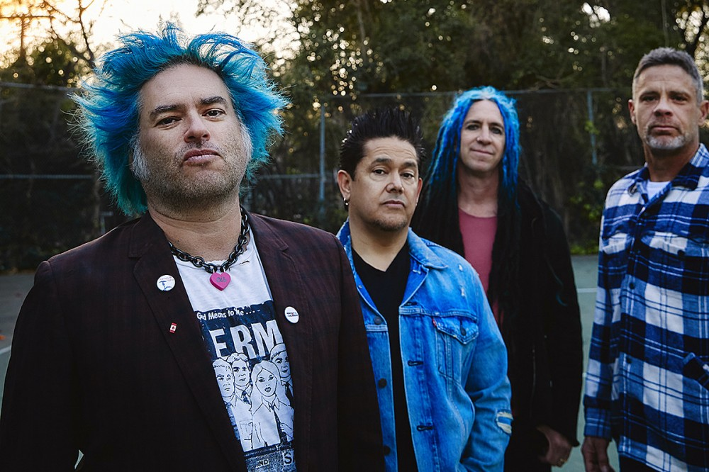 NOFX Drop Off Las Vegas Festival Out of Respect for Mass Shooting Victims