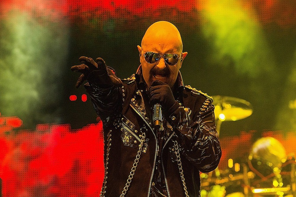 Rob Halford Calls New Judas Priest Music 'Very Potent'