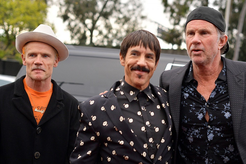 Red Hot Chili Peppers Expected to Net $140 Million for Songwriting Catalog