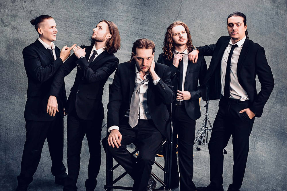 Meet Mason Hill, the UK Rock Band That's About to Break Out – Interview