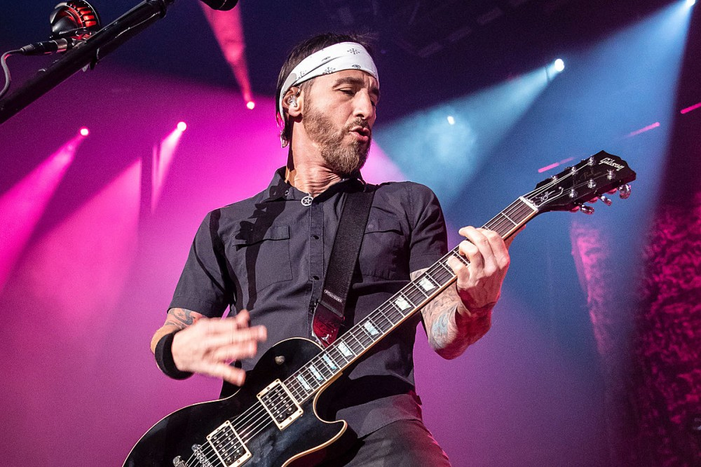 Sully Erna Moved Godsmack Down to Florida To Start Work on a New Album