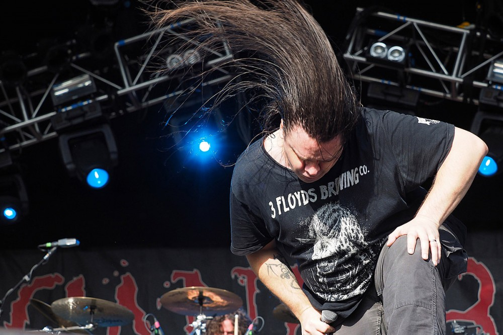 Cannibal Corpse's Corpsegrinder Claims 'No One Can Headbang Better Than Me'
