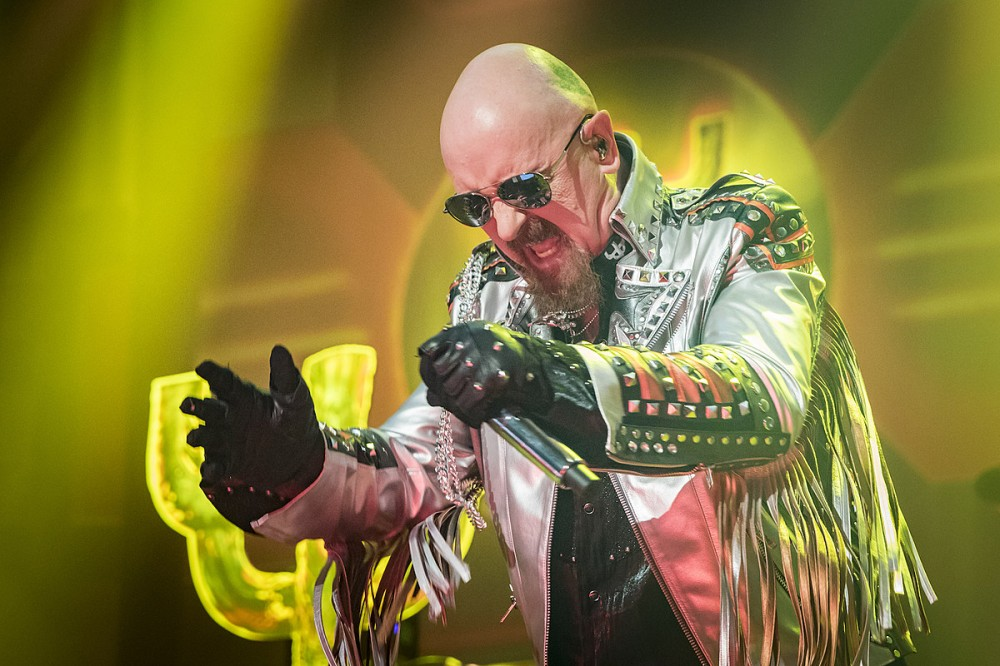 Rob Halford's Blues Project Has Enough Material for Debut Album