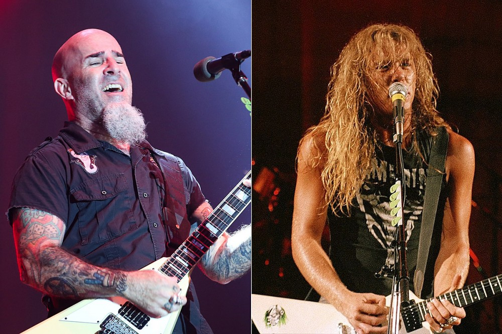 Anthrax's Scott Ian Recalls Reaction to Hearing Metallica Demo for First Time