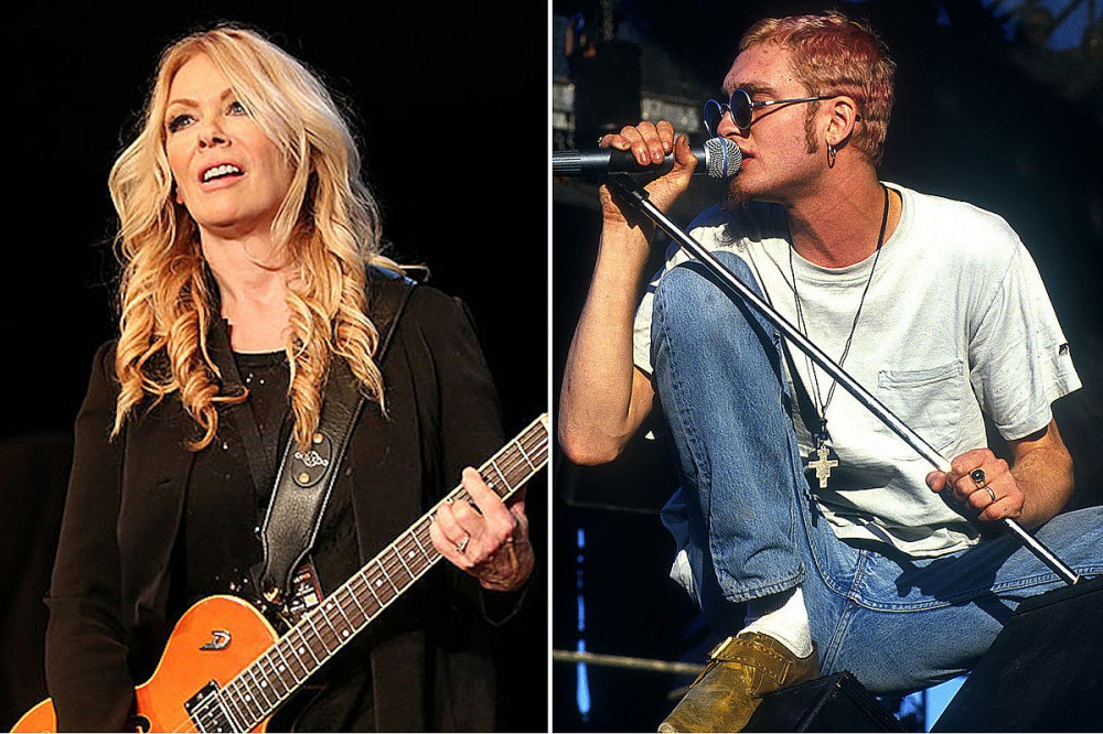 Nancy Wilson's New Album Features Reworked Tribute to Layne Staley