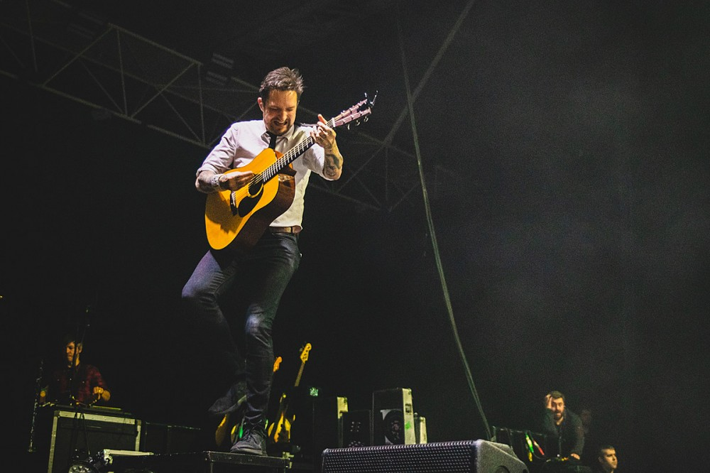 Frank Turner Is All of Us Returning to Live Shows in New Song 'The Gathering'