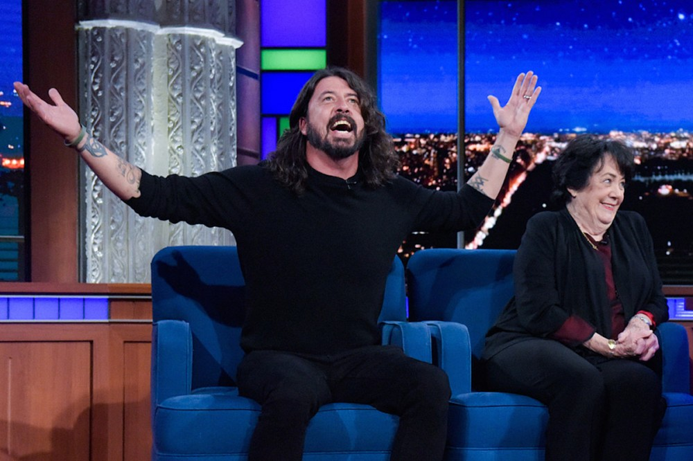 You Can Now Stream Dave Grohl's New Show About Rock Star Moms
