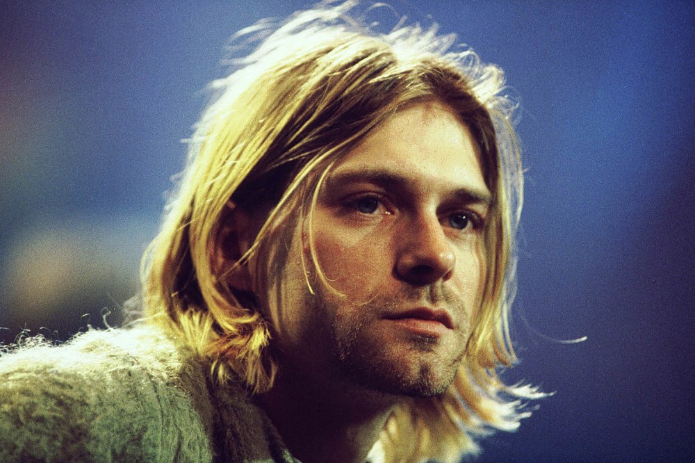 A Lock of Kurt Cobain's Hair Is Now up for Auction