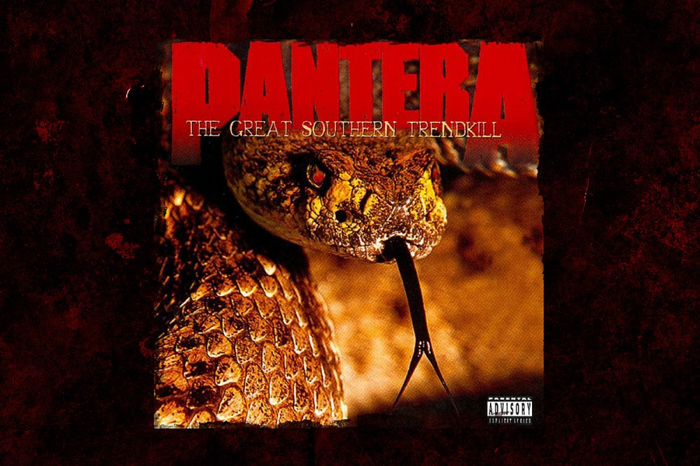 25 Years Ago: Pantera Hit Their Most Extreme With 'The Great Southern Trendkill'