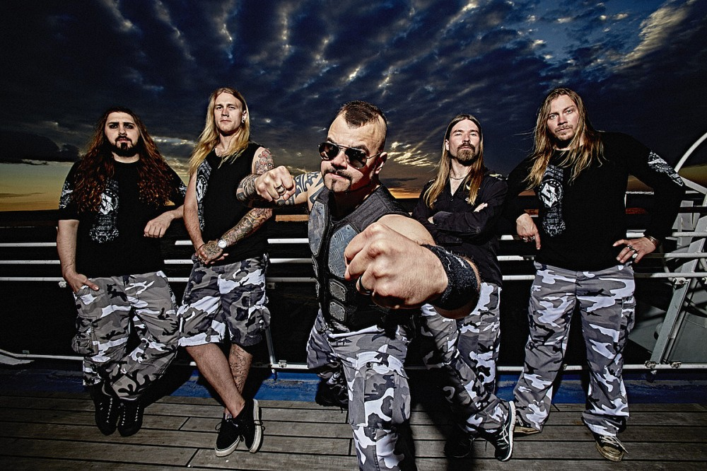 Sabaton Debut World War II-Themed Cover Song 'Defence of Moscow'