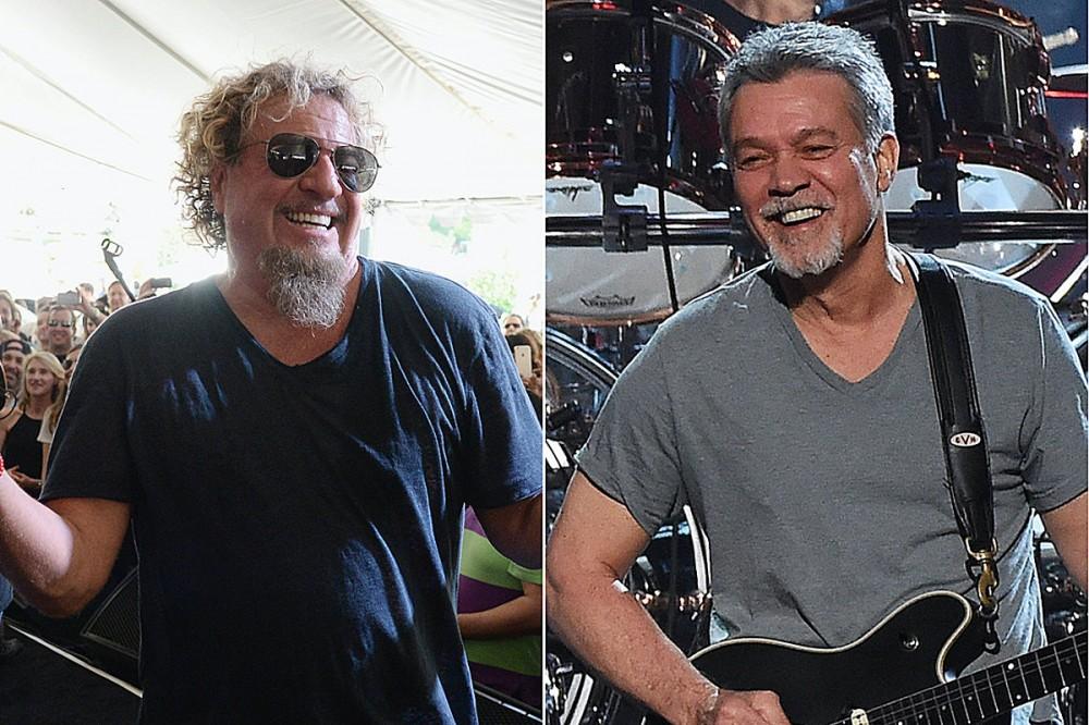 Sammy Hagar Details Final Conversations With Eddie Van Halen