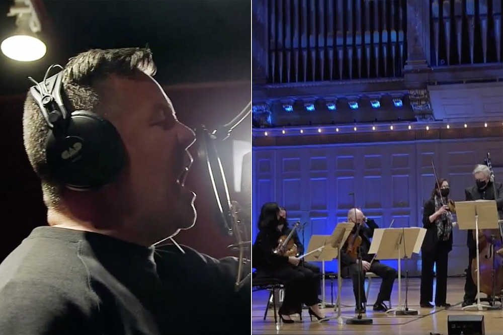 Dropkick Murphys + Boston Pops Team Up for 'To Our Darlin' Mothers'