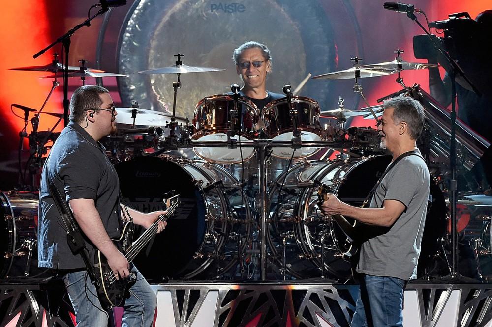 Alex Van Halen Shares Message on First Birthday Without Eddie Van Halen