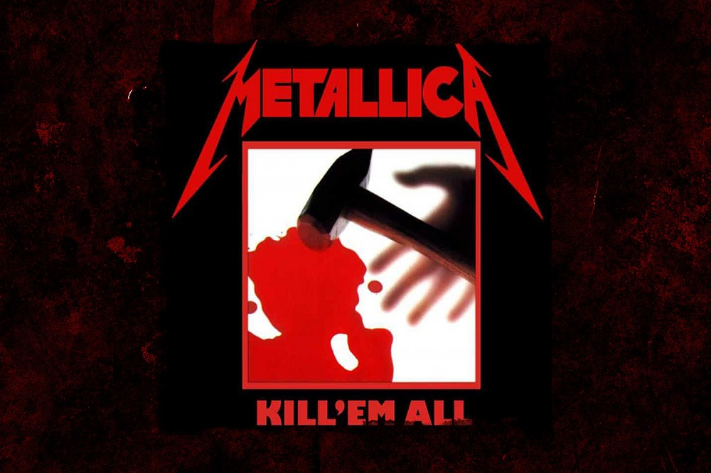 38 Years Ago: Metallica Entered the Studio to Record 'Kill 'Em All'