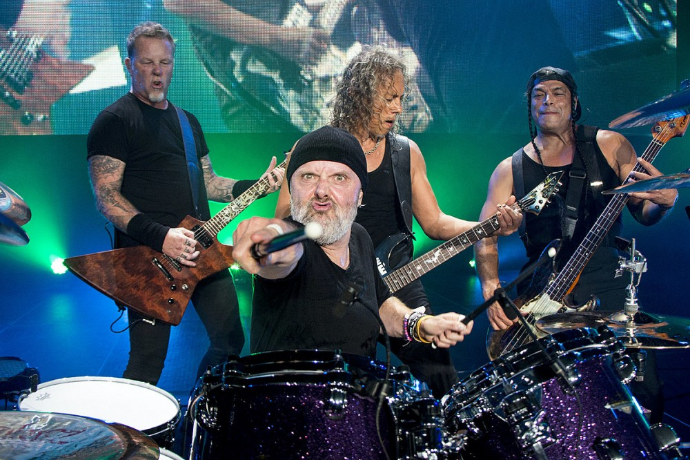 Metallica Wrote at Least 10 New Songs While Under Quarantine