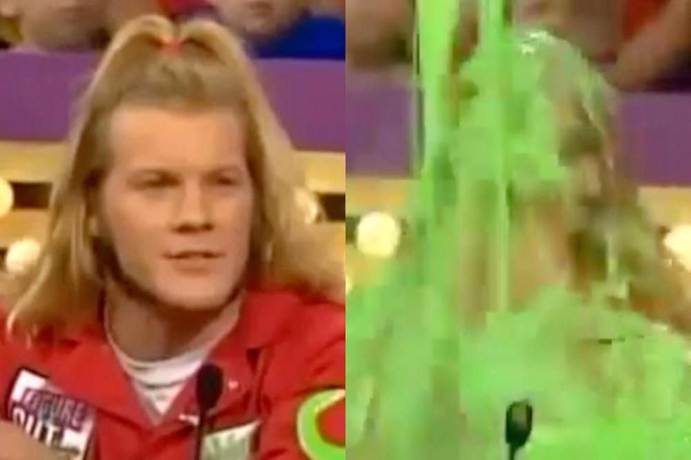 Rock Star Cameos on Old School Nickelodeon