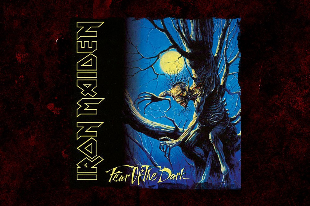29 Years Ago: Iron Maiden Release 'Fear of the Dark'