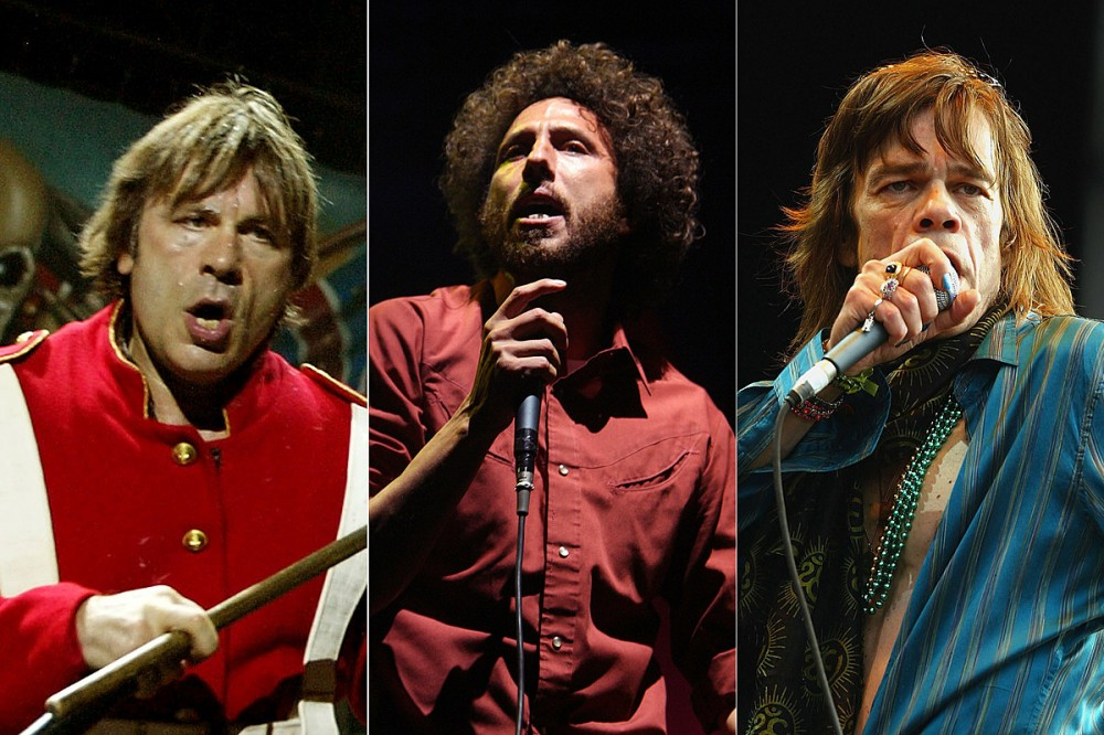 Iron Maiden, Rage Against the Machine, New York Dolls Snubbed for 2021 Rock Hall