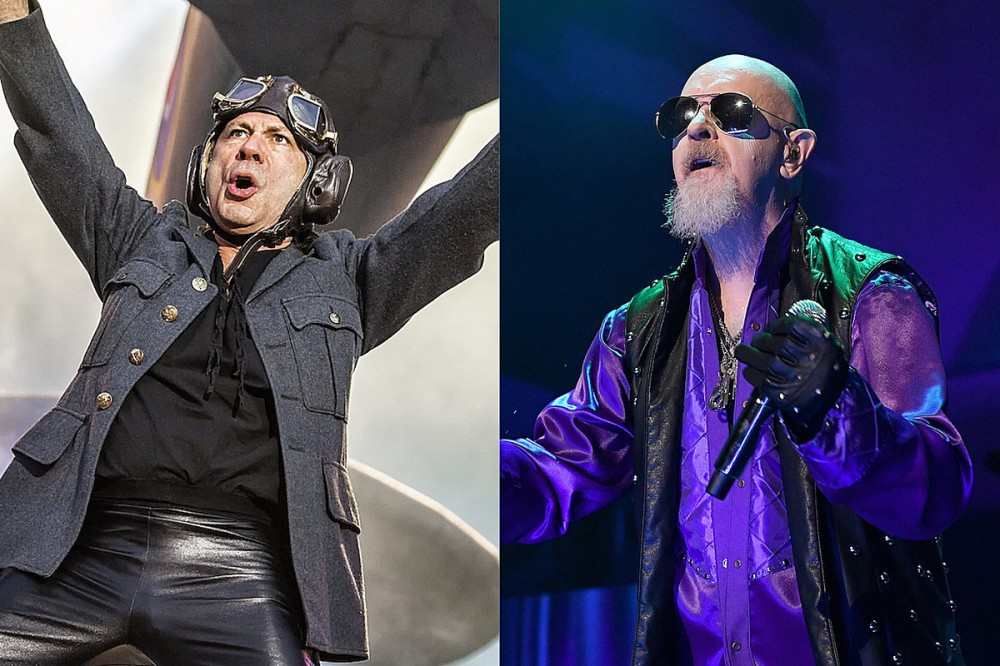 Rock Hall President Comments on Iron Maiden + Judas Priest Not Being Inducted