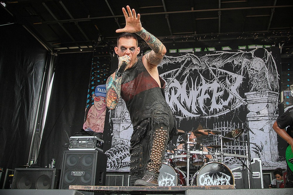 Carnifex Release Brutal New Song 'Seven Souls'