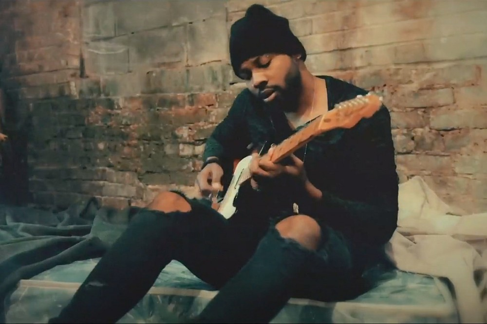 Ayron Jones Pulls Back With Slow Burn Song 'Take Your Time'
