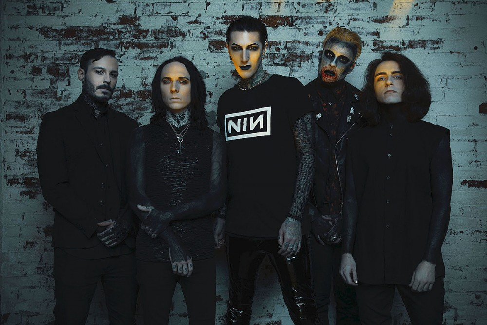 Hear Motionless in White's Slow-Burning Synthwave Version of 'Voices'
