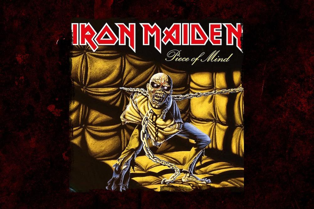 38 Years Ago: Iron Maiden Release 'Piece of Mind'