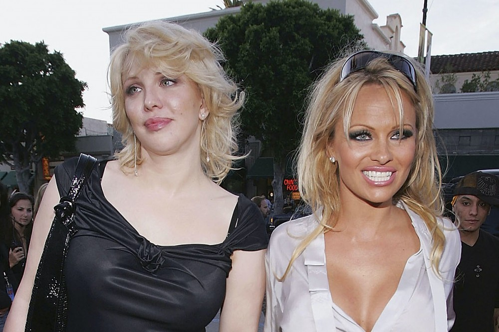 Courtney Love Blasts 'Pam & Tommy' Show, Calls it 'F***ing Outrageous' + 'Vile'
