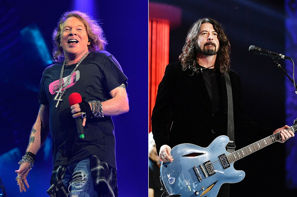 Guns N' Roses, Foo Fighters + More to Play 2021 Bottle Rock Festival