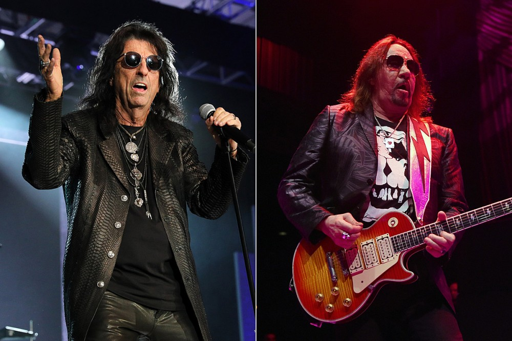 Alice Cooper Announces Fall 2021 Tour With Ace Frehley