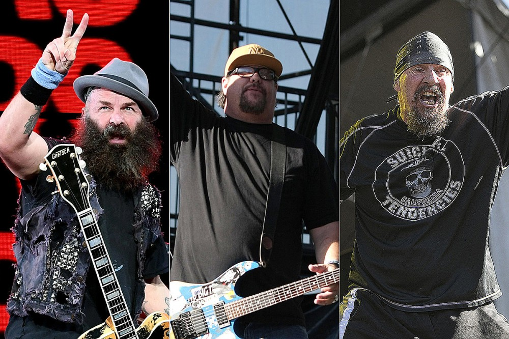 The Crew (Rancid, Pennywise + Suicidal Tendencies) Unite for 'One Voice' Song
