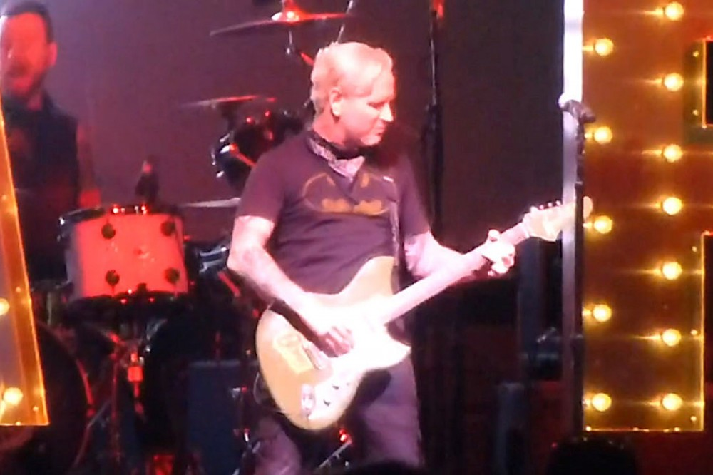 Corey Taylor Kicks Off Solo 'CMFTour' — See Footage From the First Show