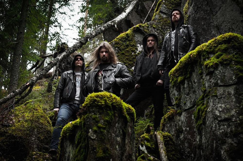 Hooded Menace Debut Doomy 'Blood Ornaments' Off Sixth Album 'The Tritonus Bell'