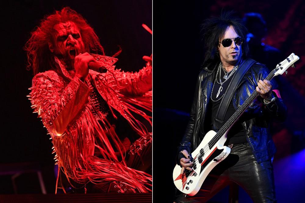 Rob Zombie, Nikki Sixx Lead New Soundtrack Supergroup L.A. Rats
