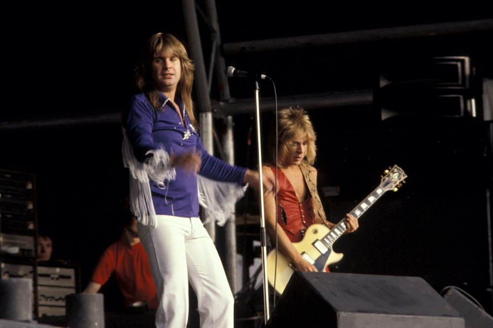 How Randy Rhoads' Death Affected Ozzy's Albums for the Following Decade