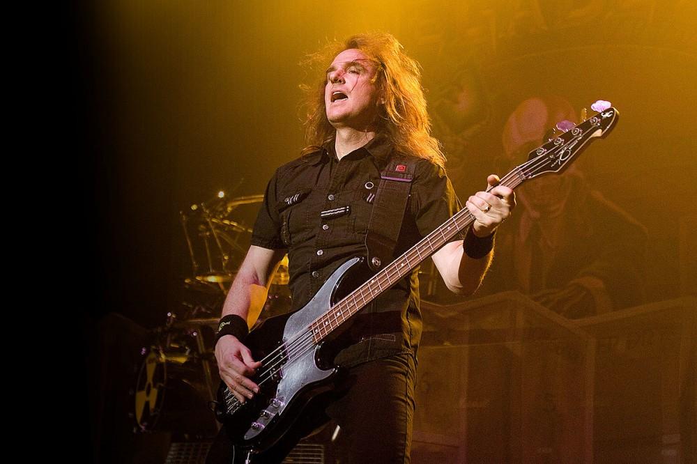 Megadeth's David Ellefson Deletes His Twitter Account Amid Controversy