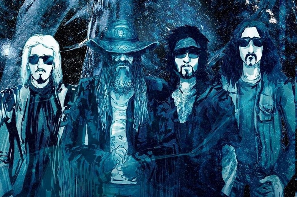 Zombie-Sixx-John 5 Supergroup L.A. Rats Release 'I've Been Everywhere' Cover