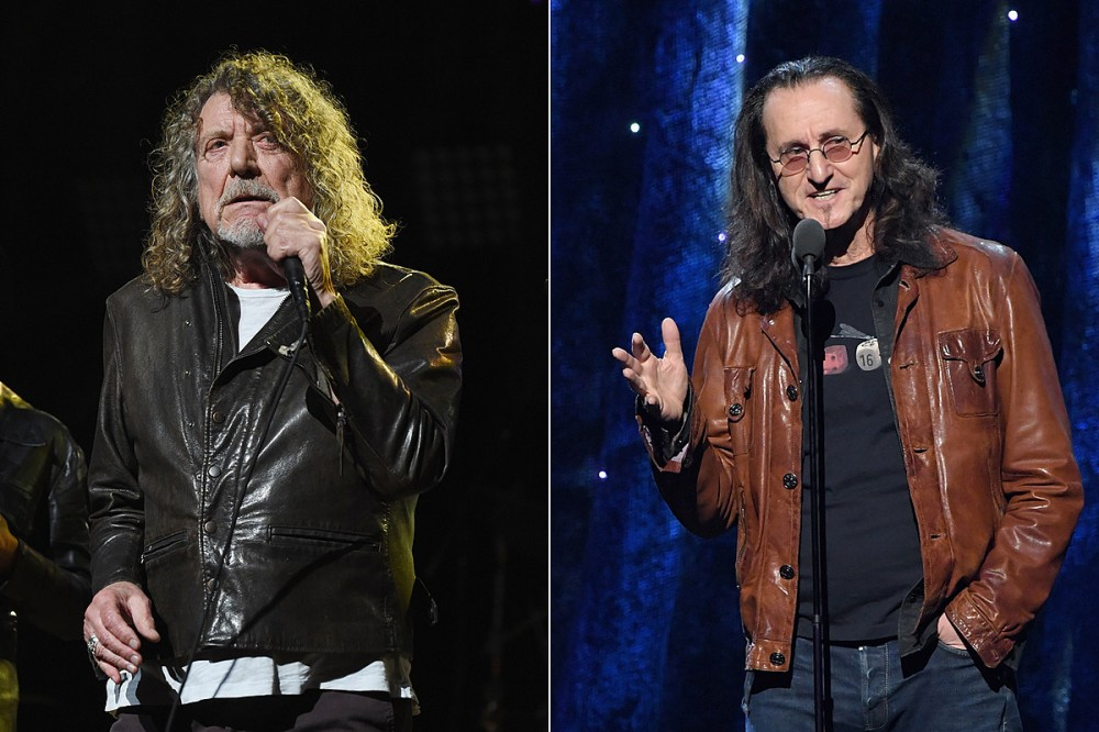 How a Robert Plant Phone Call Sparked Rush's Post-2000 Return