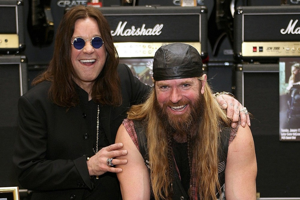 Ozzy Osbourne Remembered Zakk Wylde From a Polaroid Prior to His Audition